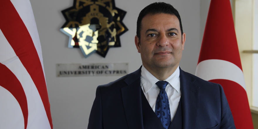 KÜB'de yeni Başkan Asım Vehbi
