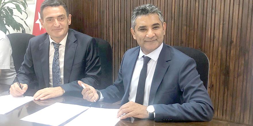 Tükile Creditwest Bank arasında protokol imzalandı