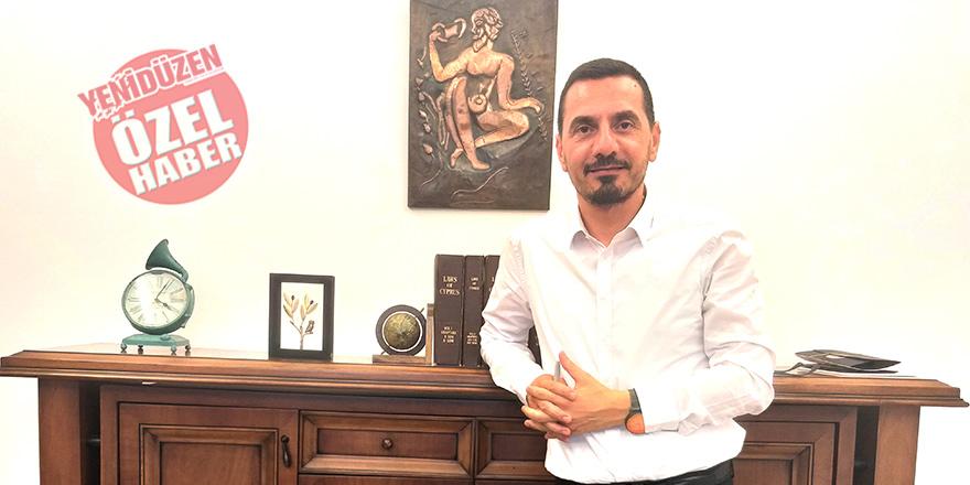 """Barolar Birliği Başkanı Hasan Esendağlı:  """"Organize suç çeteleri her yerde"""""""