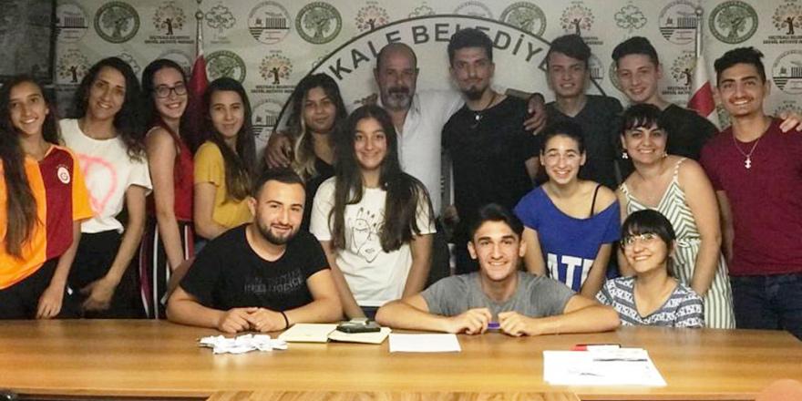Geçitkale Belediyesi Gençlik Meclisi kuruldu