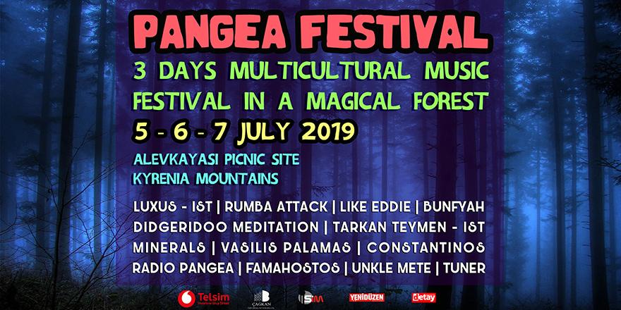 'Pangea Festival' için geri sayım