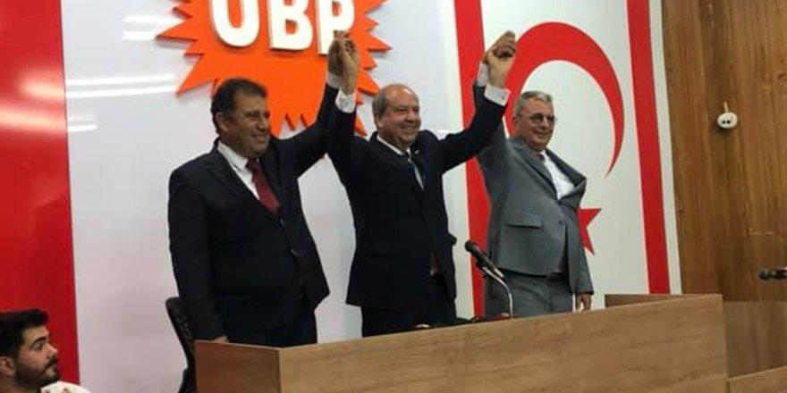 UBP'de Genel Sekreter Saner