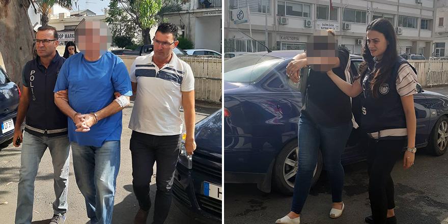 İki çalışan Lefkoşa'da işe başladı