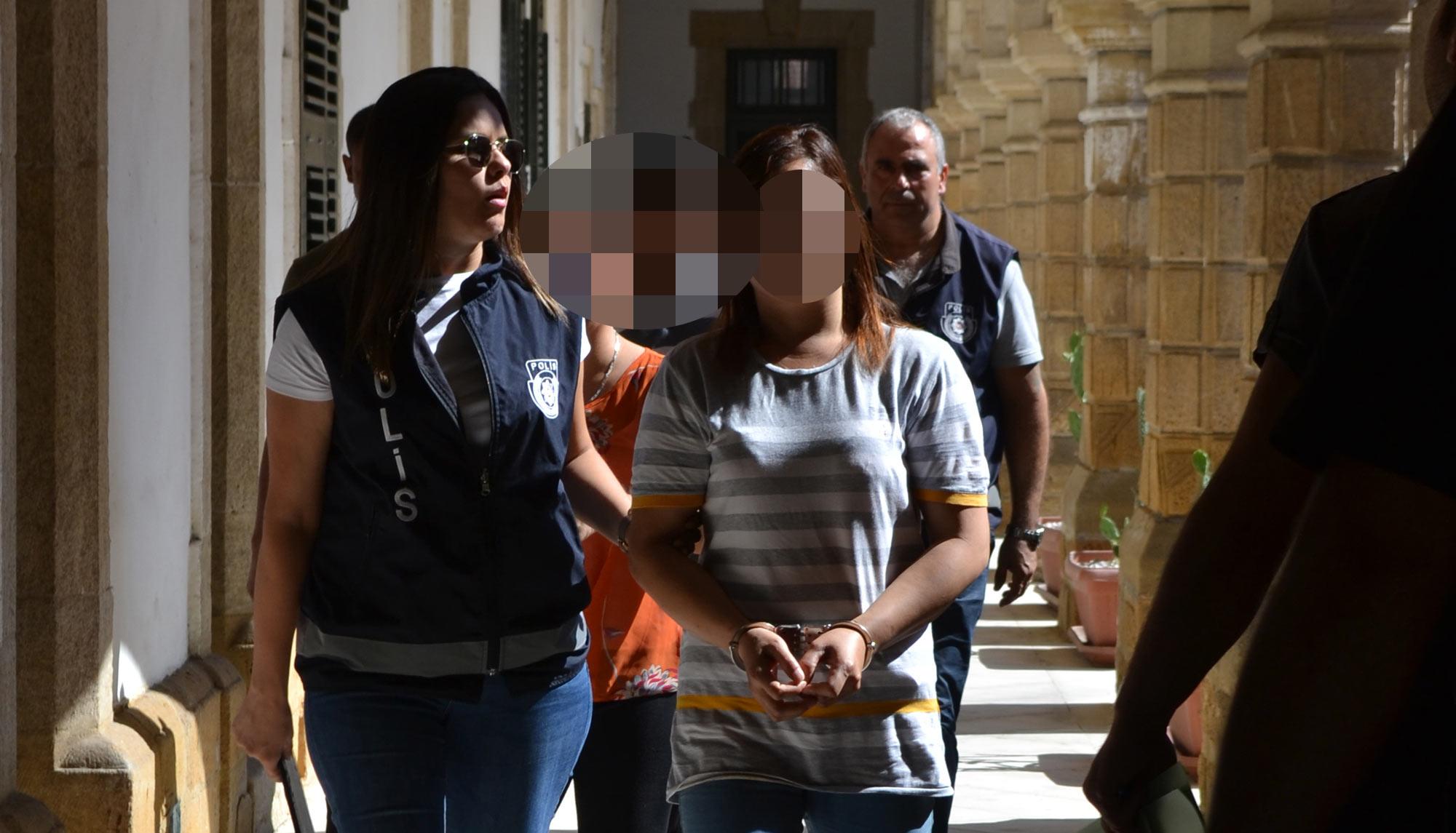 Kaçak oldukları tespit edildi