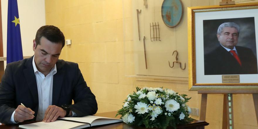 Çipras: Uluslararası hukuk ve AB adına konuşuyorum