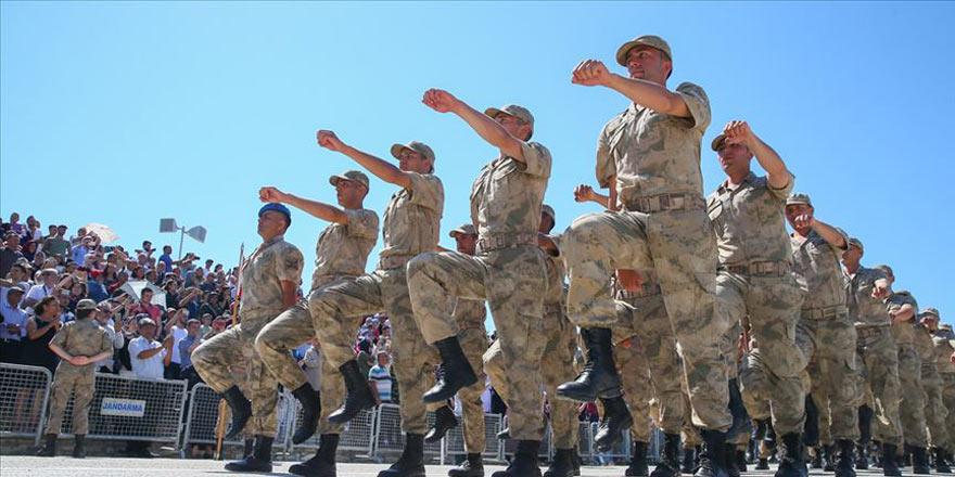 Askerlik (Değişiklik) Yasa Tasarısı kabul edildi