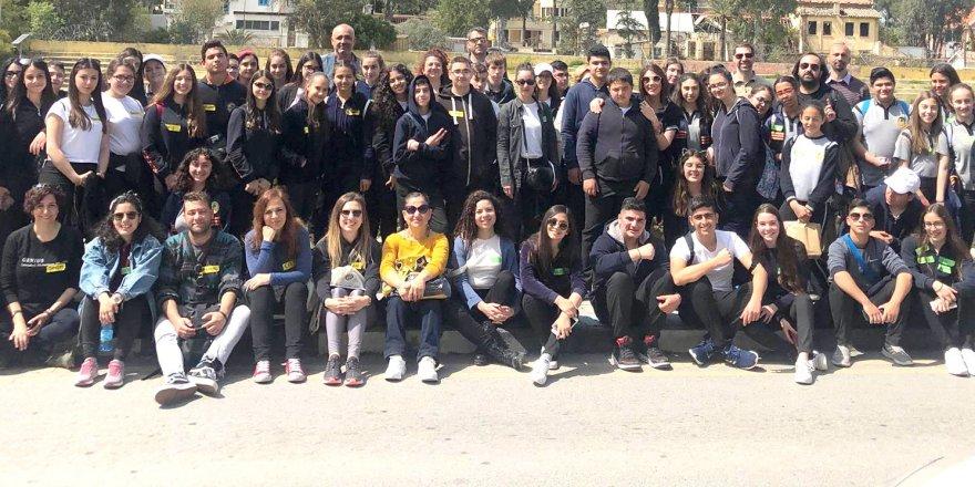 Kıbrıs'ın eğitimciler ve öğrencileri buluştu