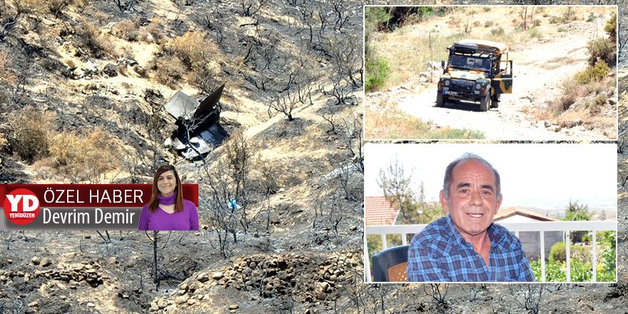 Füze enkazı bölgede, polis nöbette…Taşkentliler tedirgin