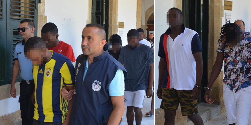 Owayale cinayetinde 11 tutuklu