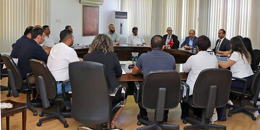 'Maraş Envanter Komisyonu' toplandı