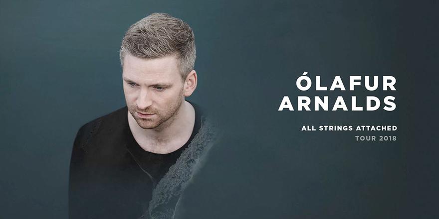 Neo-Klasik Hareketinin İzlandalı Yıldızı  Ólafur Arnalds