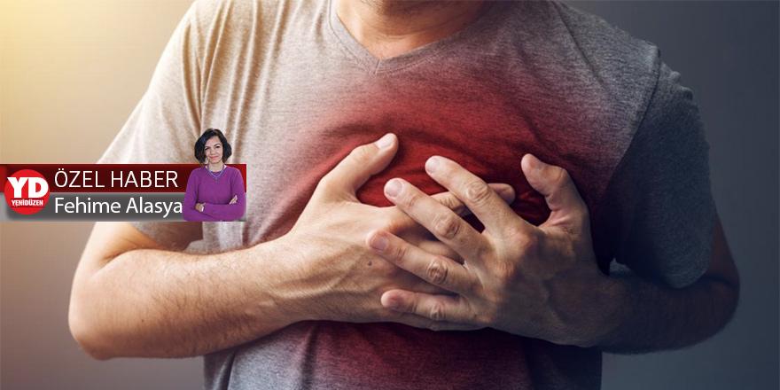 """Yılda ortalama 350 'kalp krizi' vakası  """"30'lu yaşlara kadar indi"""""""