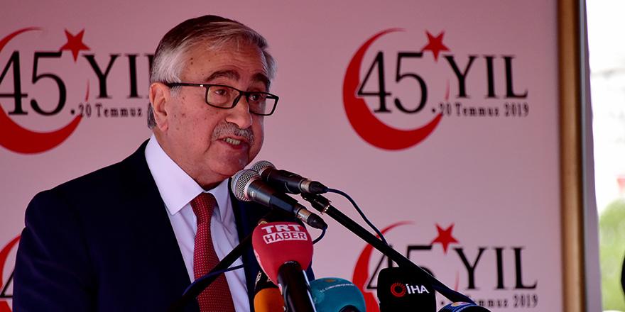 """""""Kıbrıs Rum tarafı artık karar vermeli"""""""