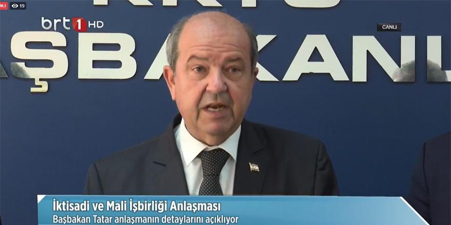 """""""750 MİLYON GELİYOR, ERDOĞAN'A TEŞEKKÜRLER"""""""