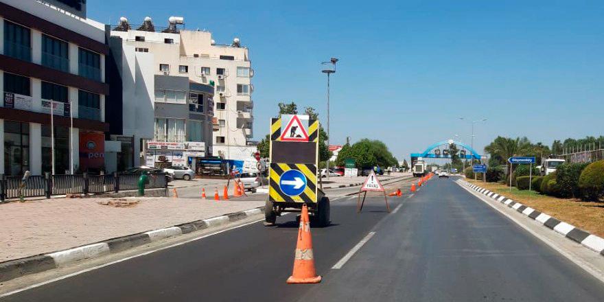 Polisten yol uyarısı
