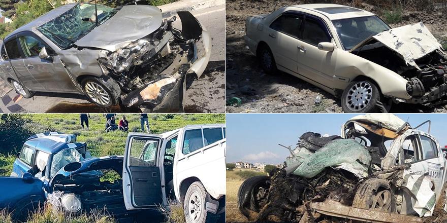 Trafikte 16 yaralı