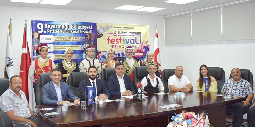 Beyarmudu kültürleri buluşturuyor,  BiP ile kazandırıyor