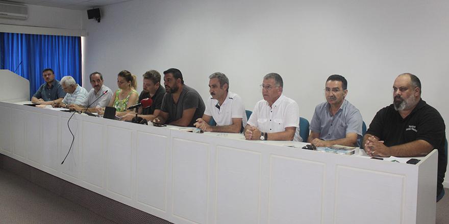 Örgütler 'İmar Planı' için toplandı