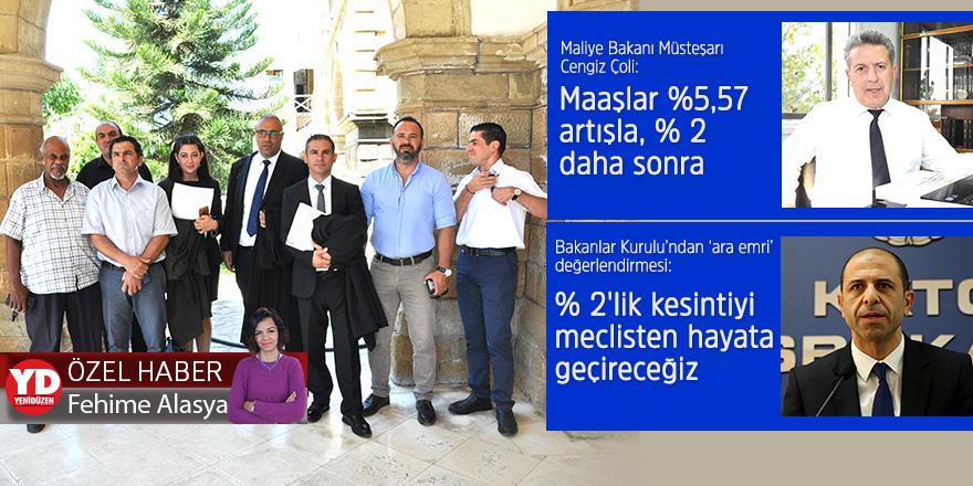 Mahkeme 'dur' dedi, Hükümet durmadı: %2 keseceğiz