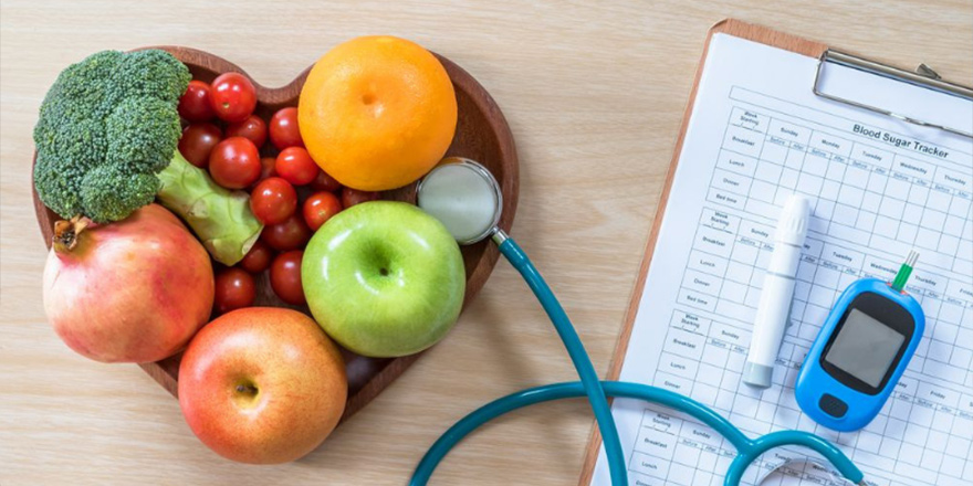 Diyabette sağlıklı beslenmenin önemi