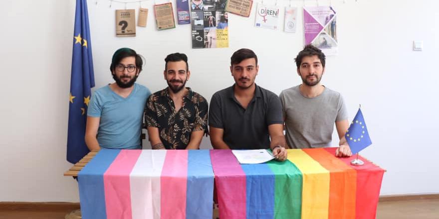 """Kuir Kıbrıs Derneği, """"Hayat"""" projesini tanıttı"""