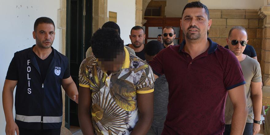 1 kişi cezaevine gönderildi, diğerleri serbest