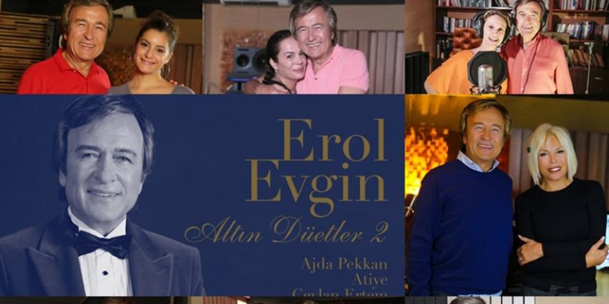 Erol Evgin ve Nesrin Sipahi'den birer albüm