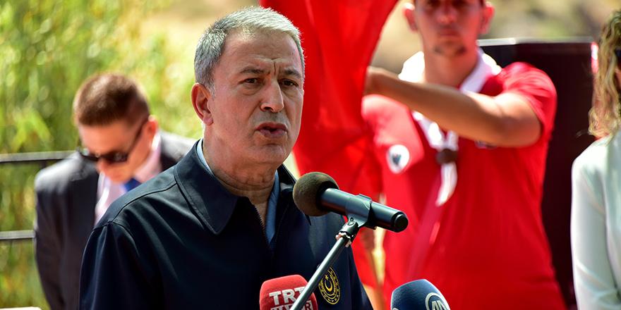 Akar'ın Kıbrıs temasları sürüyor
