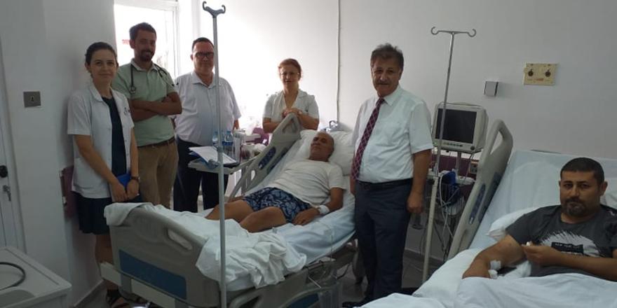 Organ bağışı 2 hastaya hayat verdi