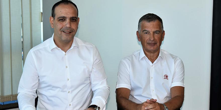 """Kıbrıs Türk Petrolleri """"Platin Sponsor"""" oldu"""