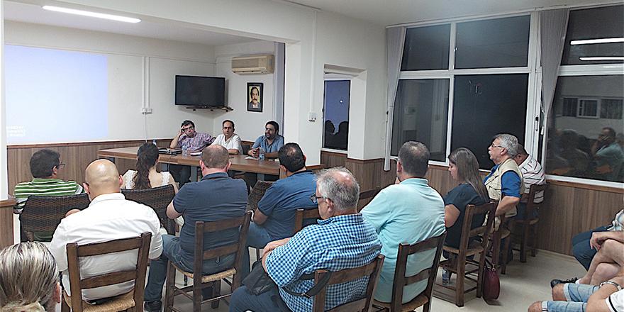 Mağusalı Sohbetler'de Güney Kıbrıs ve Yunanistan konuşuldu