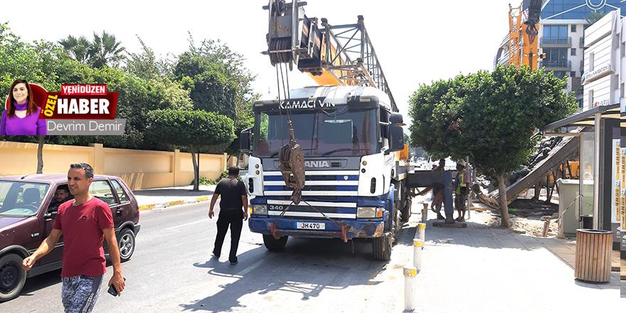 """""""Girne'de beton ve trafikten  NEFES ALAMIYORUZ"""""""