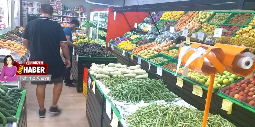 Sebze-meyvede yaz sonu fiyatları…