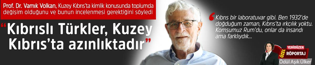 """""""Kıbrıslı Türkler, Kuzey Kıbrıs'ta azınlıktadır"""""""