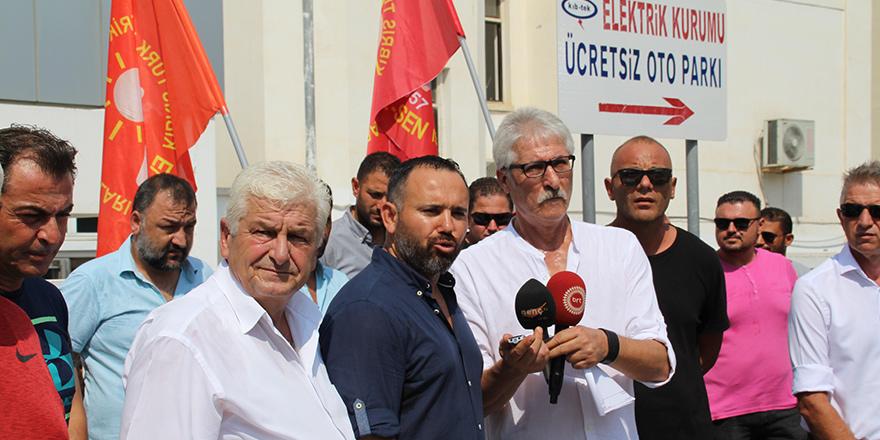 """""""El-Sen'in mücadelesini sonuna kadar destekliyoruz"""""""
