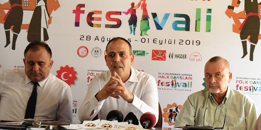 Halk Dansları Festivali başlıyor