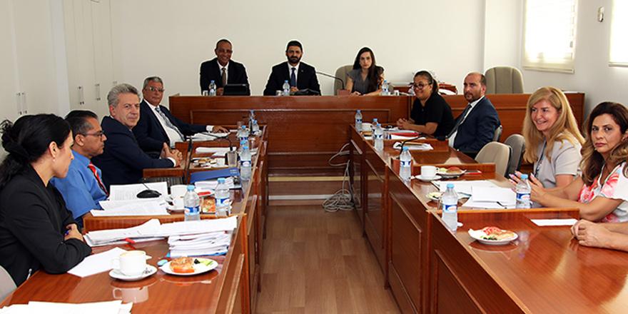 Meclis ekonomi komitesi toplandı