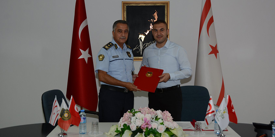 Polis Genel Müdürlüğü ile Doğa Koleji arasında eğitim işbirliği