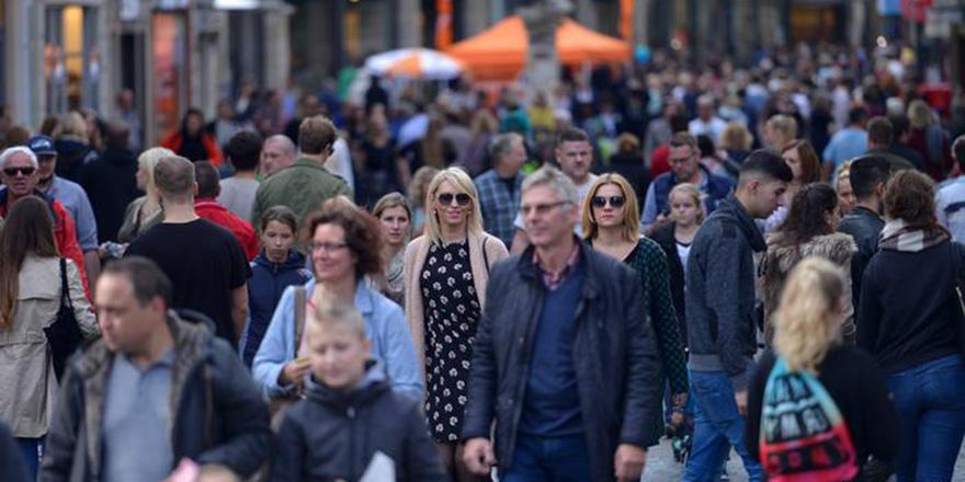 Almanya nüfusunun dörtte biri göçmen