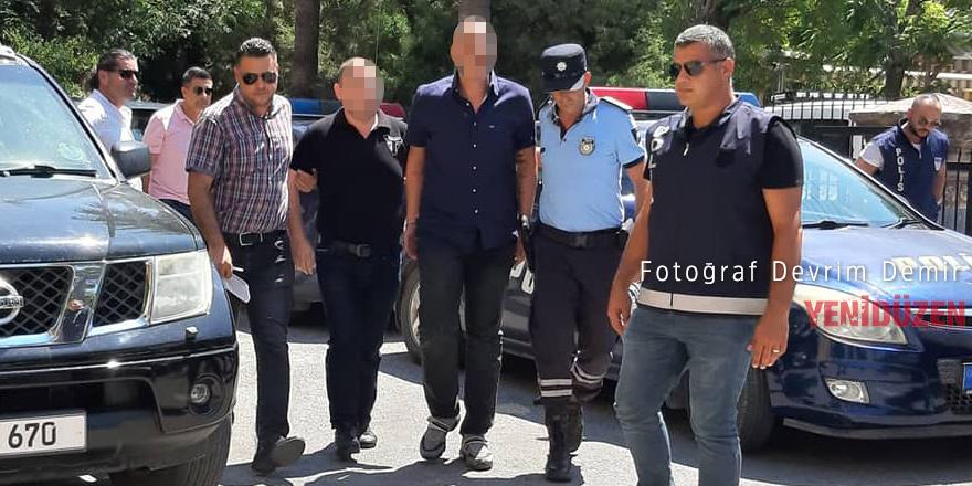 Polis 'tutuklu yargılanma' istedi, avukatlar itiraz etti