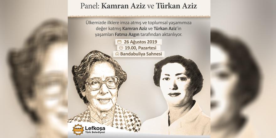 Kamran ve Türkan Aziz'in hayatı anlatılacak