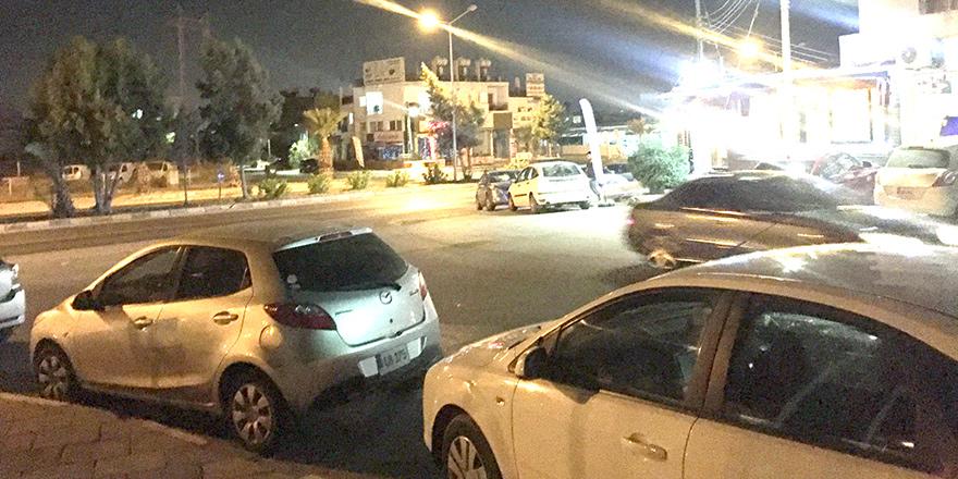 """""""Lefkoşa'da işletme izni verilirken trafik yol güvenliğini umursayan yok mu?"""""""
