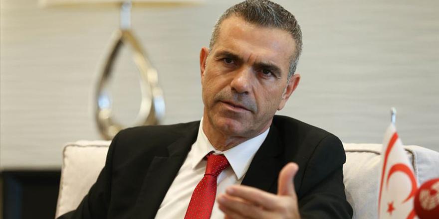 """""""Doğu Akdeniz'de yeşerecek iş birliği bölgenin gelecek 50 yılına katkı sağlayacak'"""