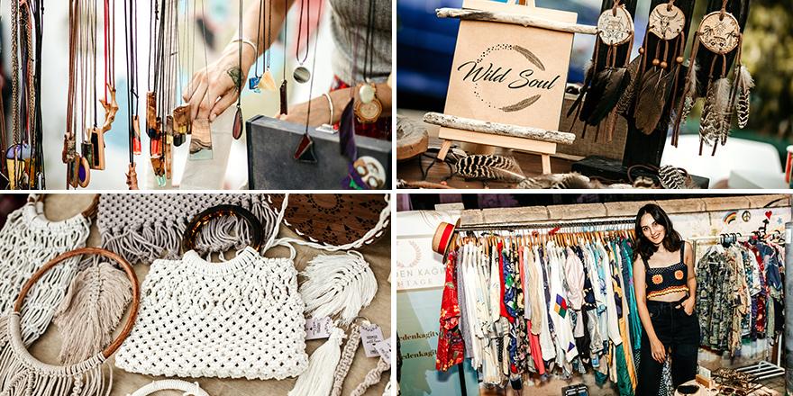 Crafts and Vintage Bazaar'ın ikincisi düzenlendi