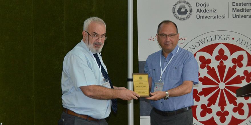 DAÜ, Uluslararası Endüstri Mühendisliği Konferansı'na ev sahipliği yapıyor