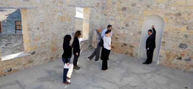 Kültürel mirasa 4 milyon EURO