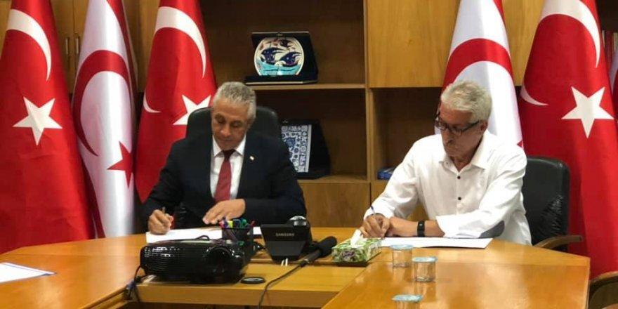 Hükümet ile EL-SEN arasında mutabakat metni imzalandı