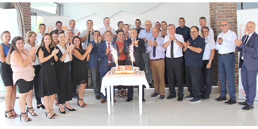 Limasol Sigorta 22. yaşını kutladı!