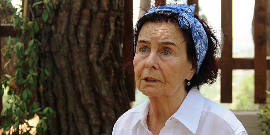 Fatma Girik hastanede tedavi görecek