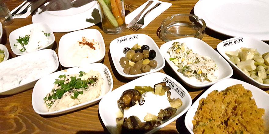 İncir Altı Meze & Kebap Restaurant-Mağusa